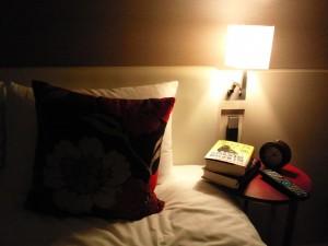 ホテルとっても快適でした。